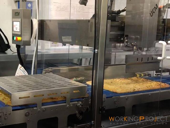 Working Project taglio di alimenti case history