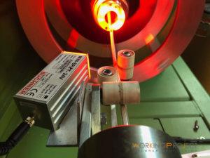Working-Project nastratura cavi elettrici